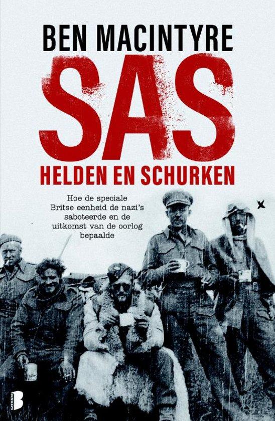 SAS Helden en schurken