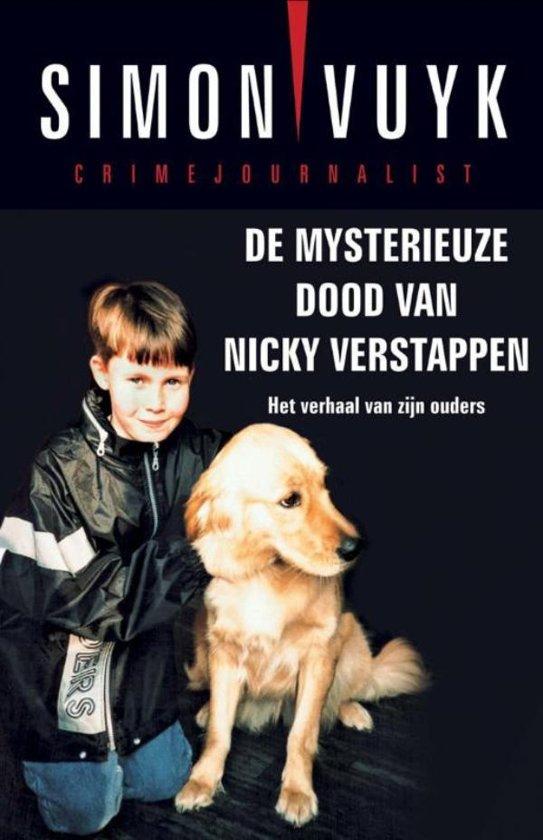 Moordenaar Nicky Verstappen
