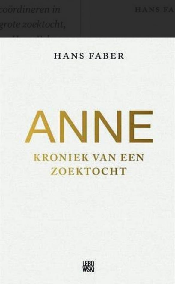 Anne Faber en Michael P.