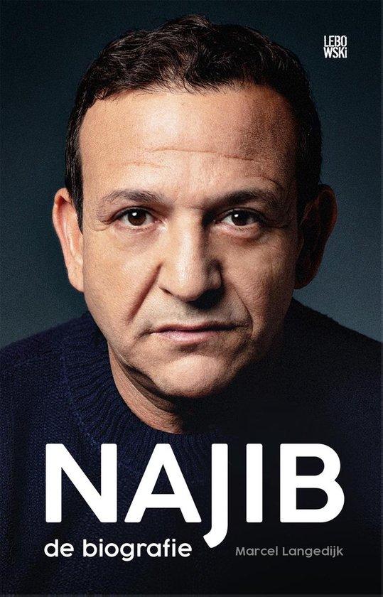 De biografie van Najib Amhali