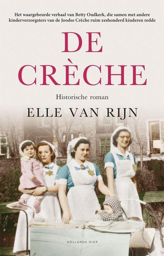 De crèche van Elle van Rijn