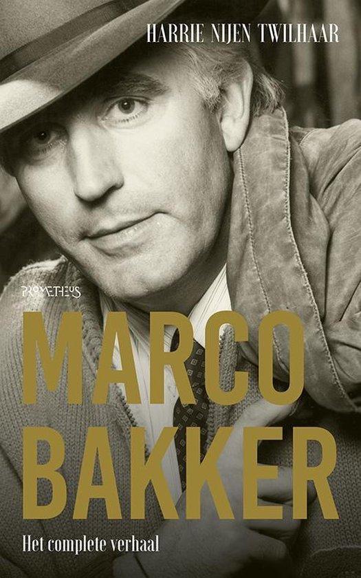 De biografie van Marco Bakker