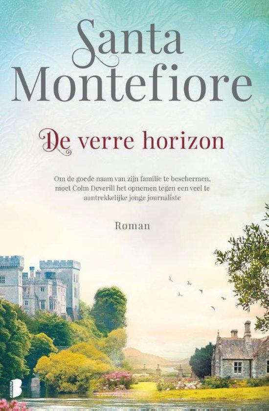 De verre horizon van Santa Montefiore