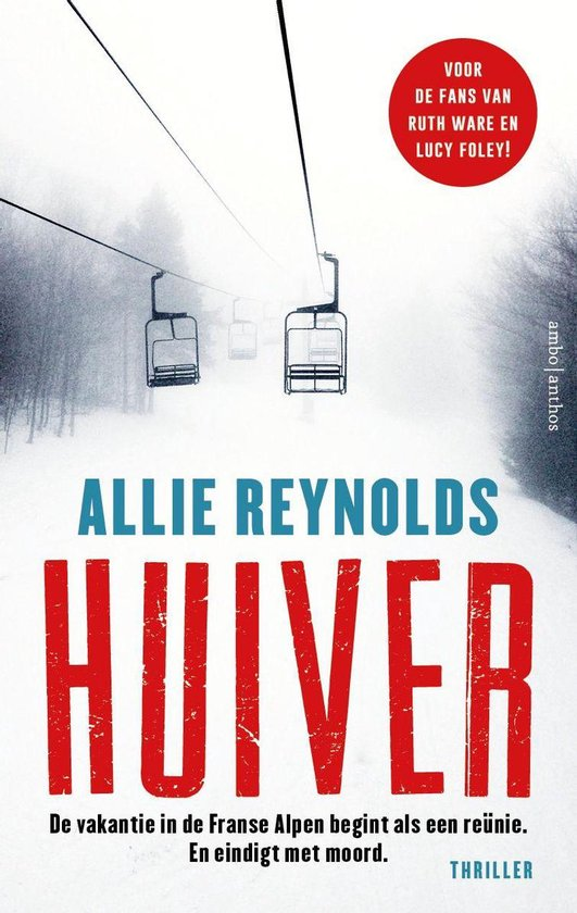 Huiver van Allie Reynolds