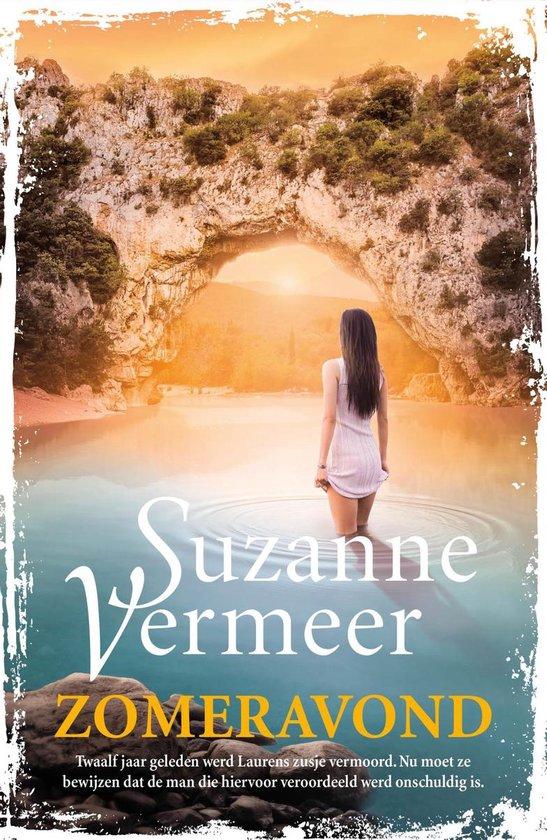 Zomeravond van Suzanne Vermeer