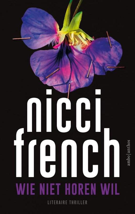 Wie niet horen wil van Nicci French